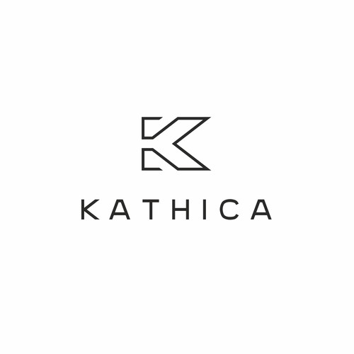 "A ""Kathica"" woman is passionate about living an active luxury lifestyle.  Brand logo needed."