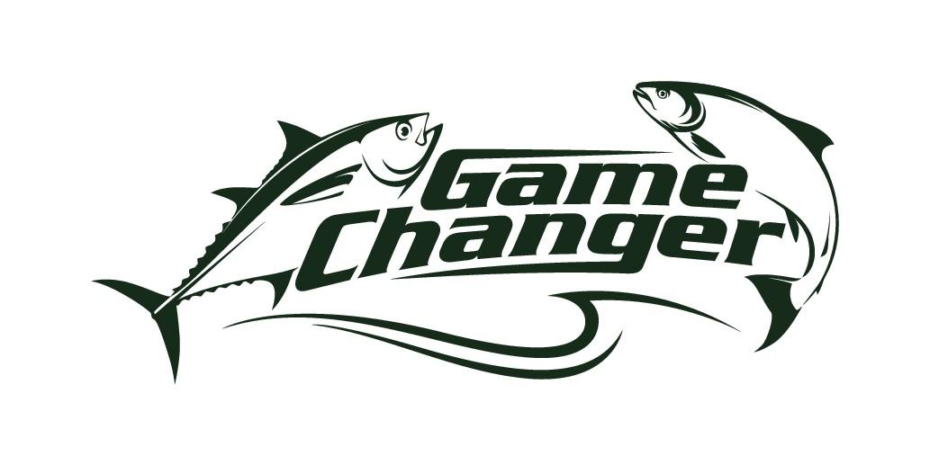 "Fishing Guide service logo - ""Game Changer"""