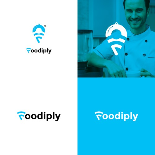 Logo for food App