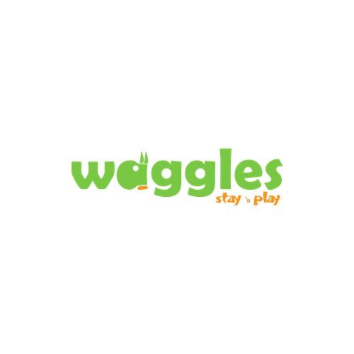 Dog kennels logo