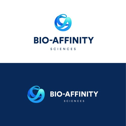 Bold logo for Bio-Affinity Sciences