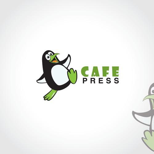 Design New Mascot for CafePress