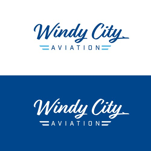 Logo Concept for Aviation Company
