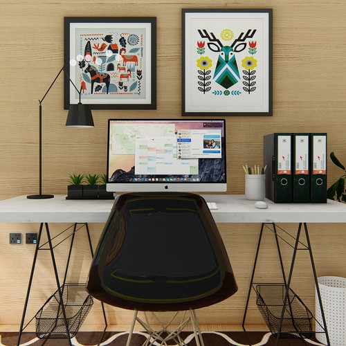 Society X Office Interior
