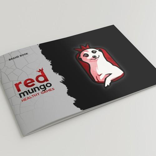 """""""Redmungo"""" branding"""