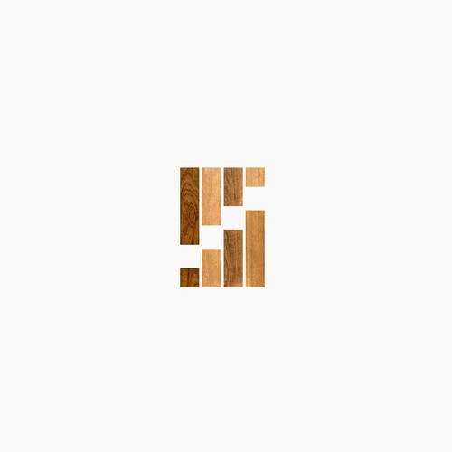 Logo for flooring contractor