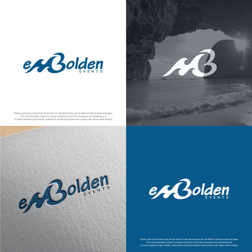 EMBOLDEN EVENTS - LOGO