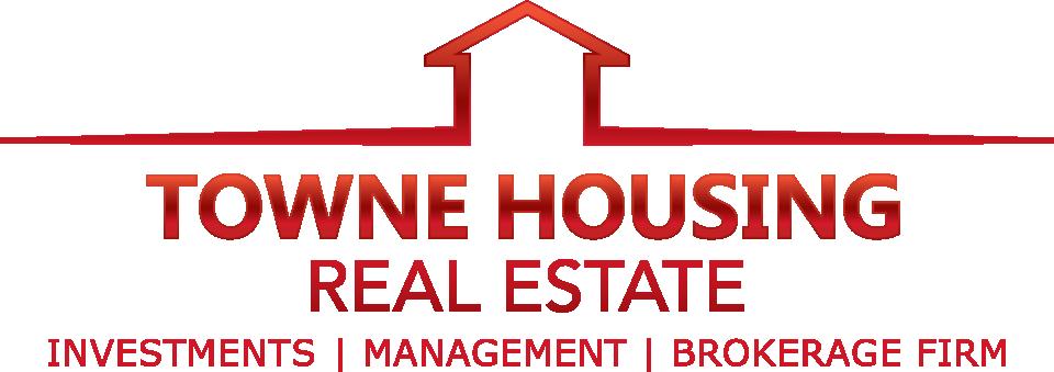 Real Estate Company Logo Redesign