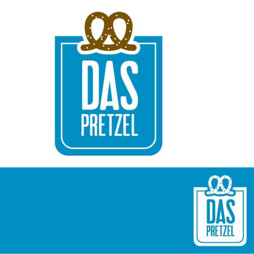 Create the next logo for Das Pretzel