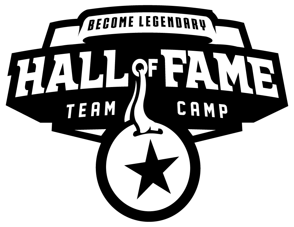 Logo needed to get camp-aged kids excited about getting into the Hall of Fame!