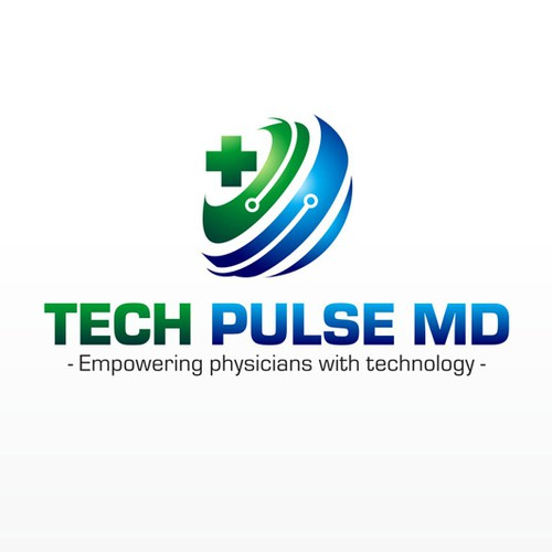 "Help ""Tech Pulse MD"" with a new logo"