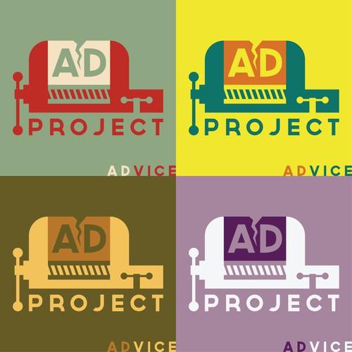 Logo concept for AdVice