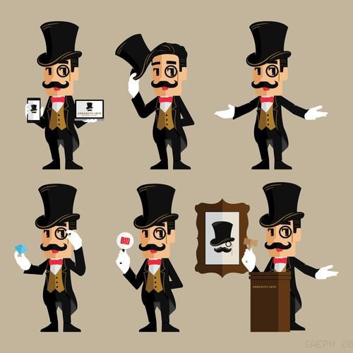 Gentlemen's Auctioneer