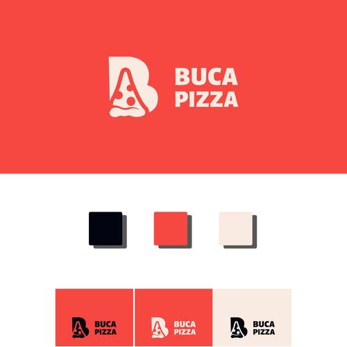 Buca Pizza (Brand Design)