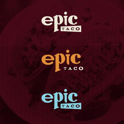 Epic Taco Logo