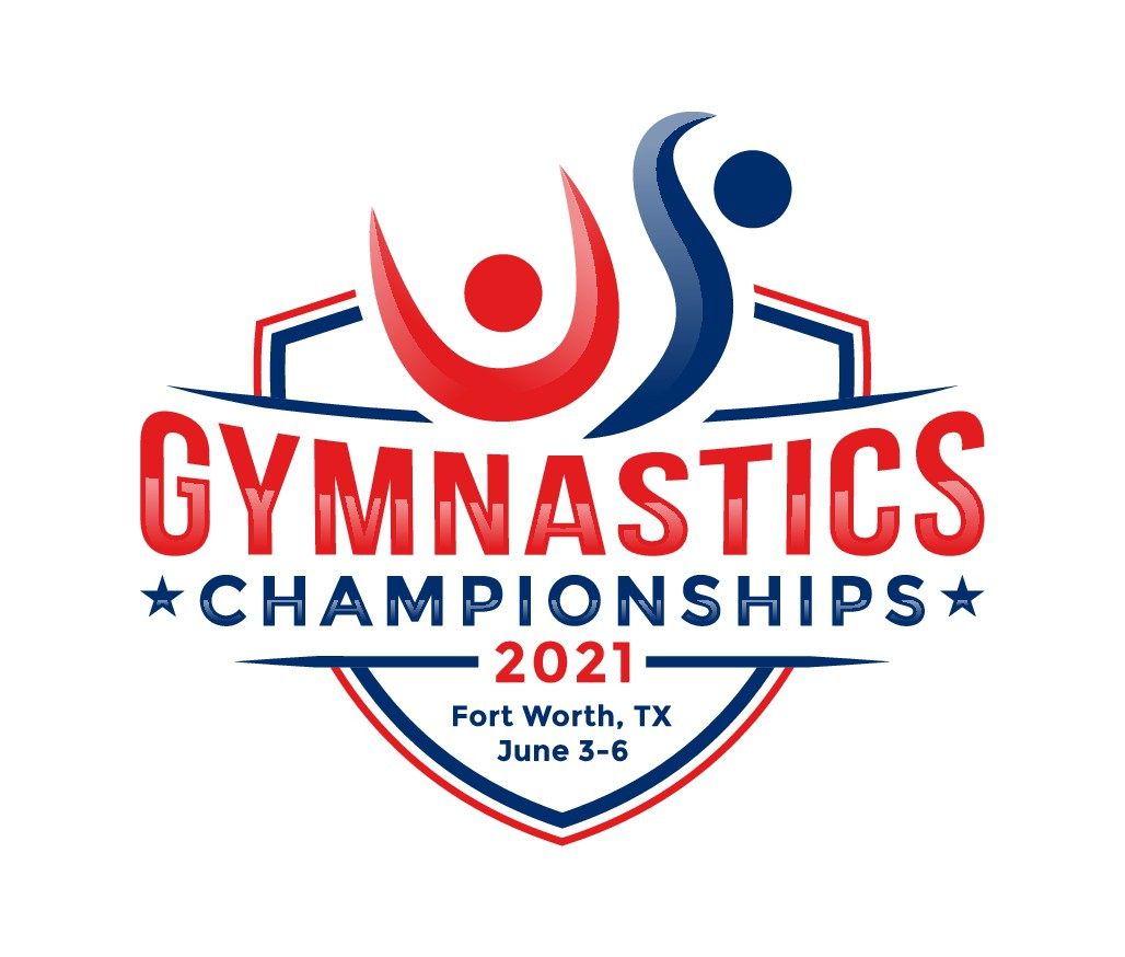 Design a creative new logo for the best gymnastics competition in the United States!
