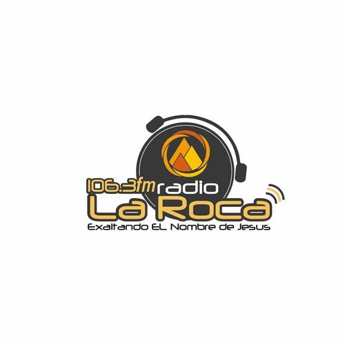 Radio logo concept