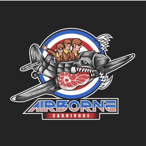 airborne carnivore