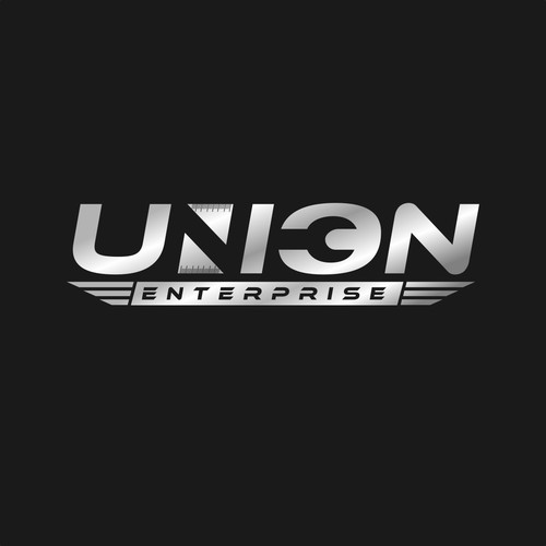 Logo Concept for union enterprise
