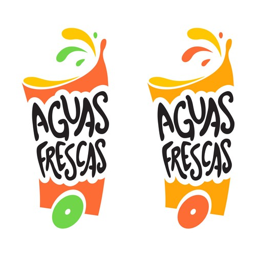 Logo design for Beverage company