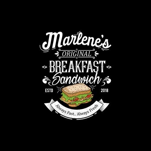 Marlene's Original Breakfast Sandwich