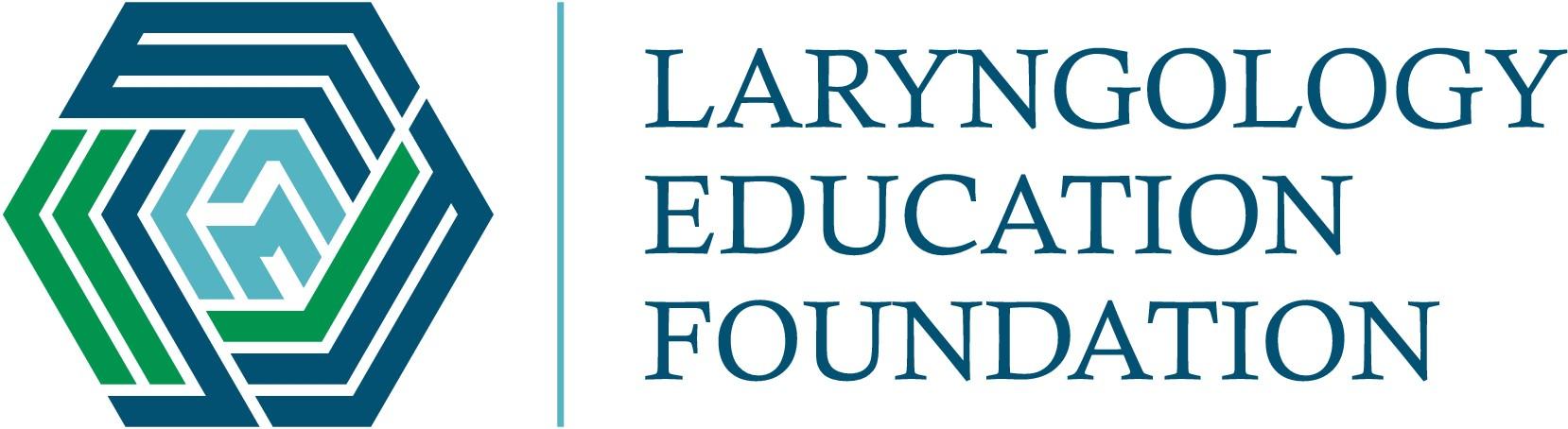 Create a winning logo for the Laryngology Education Foundation