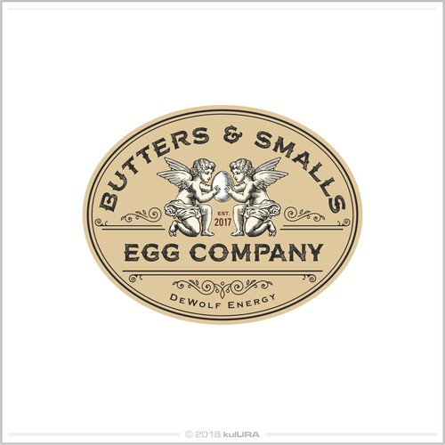 Logo for Egg Company
