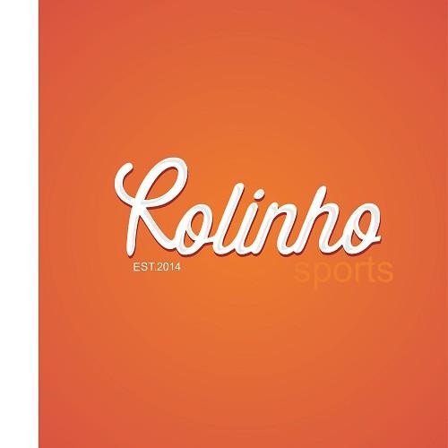 A stylish logo design for Rolinho.
