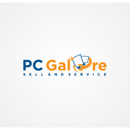 Create a new Logo for Canada's first used computer store