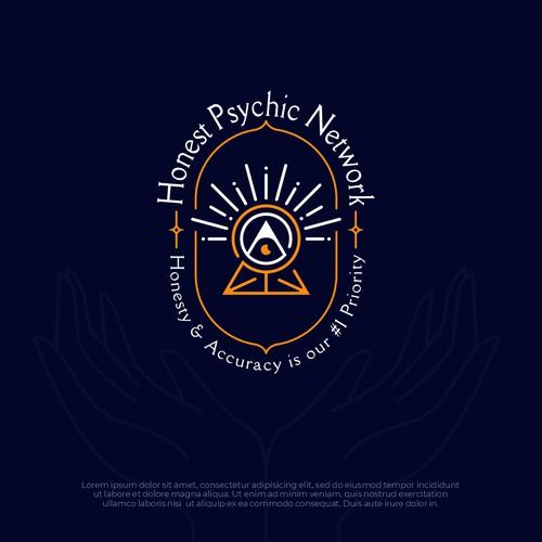 Honest Psychic Network Logo