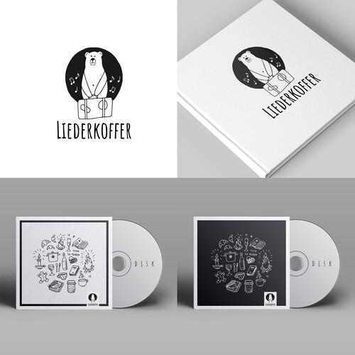 Music Label Design