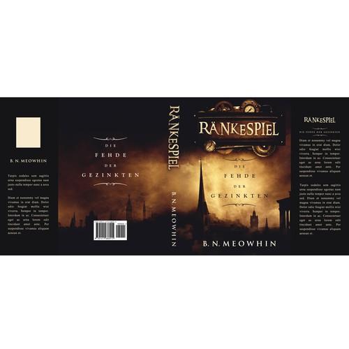 Ränkespiel - book cover -