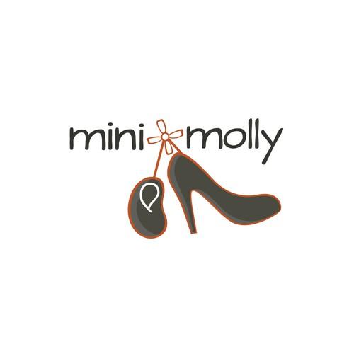 Logo concept for mini + molly