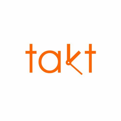 Logo for takt