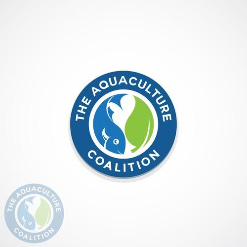 Aquaculture logo.