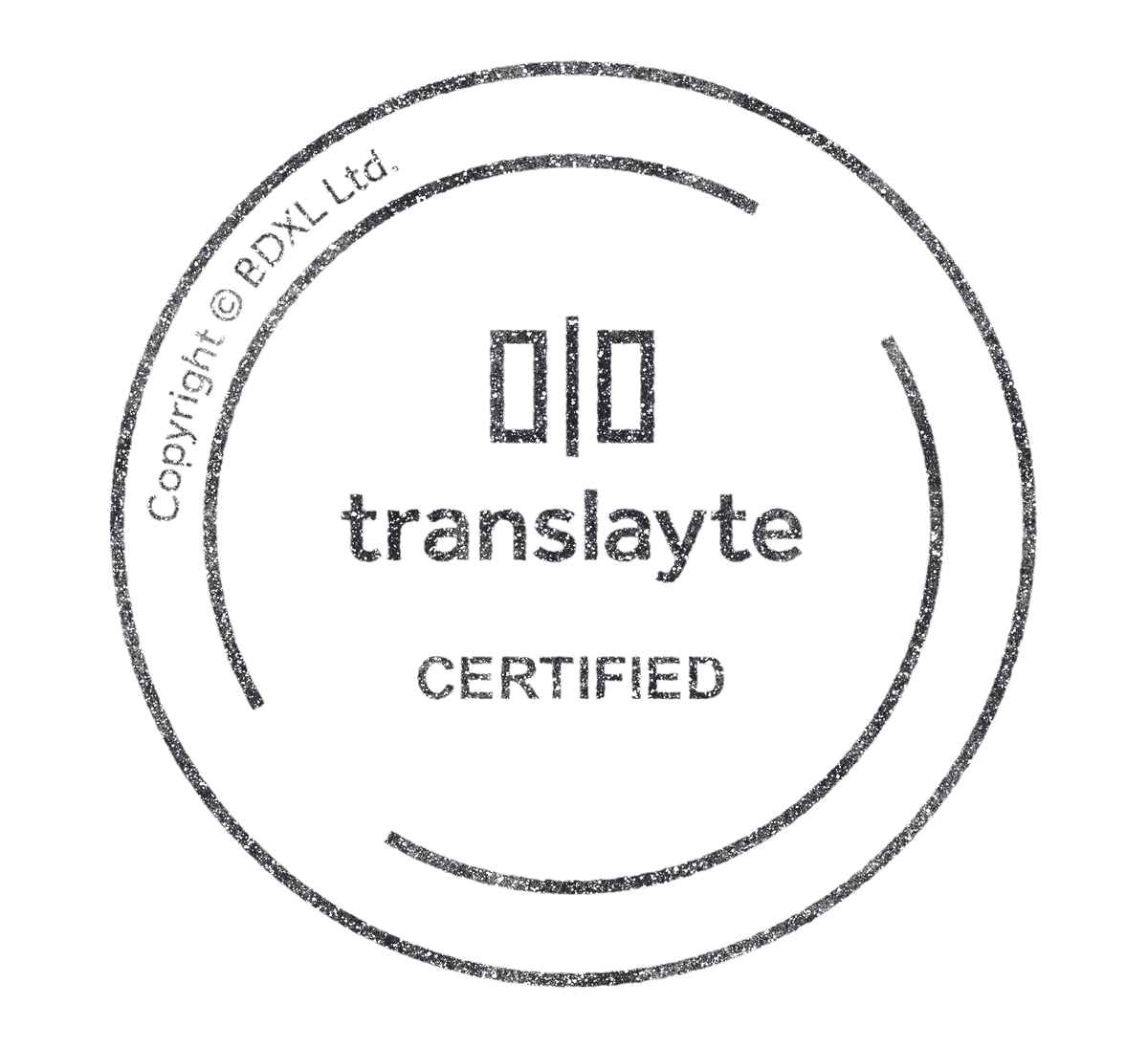 Translayte Certification Template