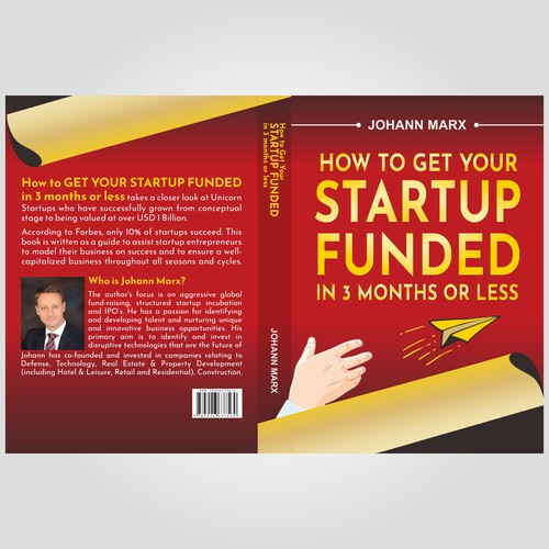 Start Up Book Cover