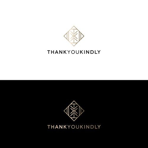 Design an edgy logo for ThankYouKindly