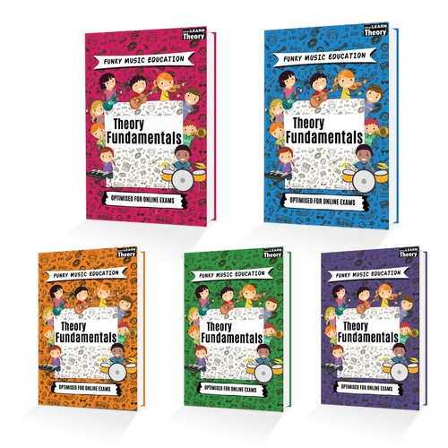 Music Education Book Design