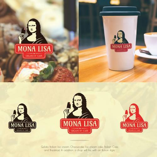 Mona Lisa Gelato & Cafe