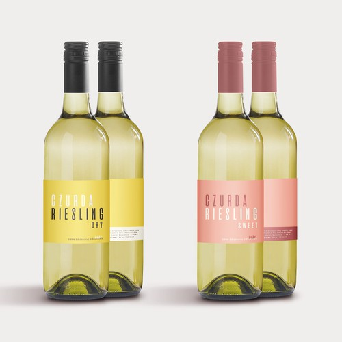 Packaging Design for Hungarian Wine
