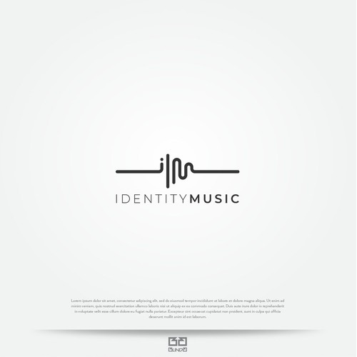 Music distribution service logo.
