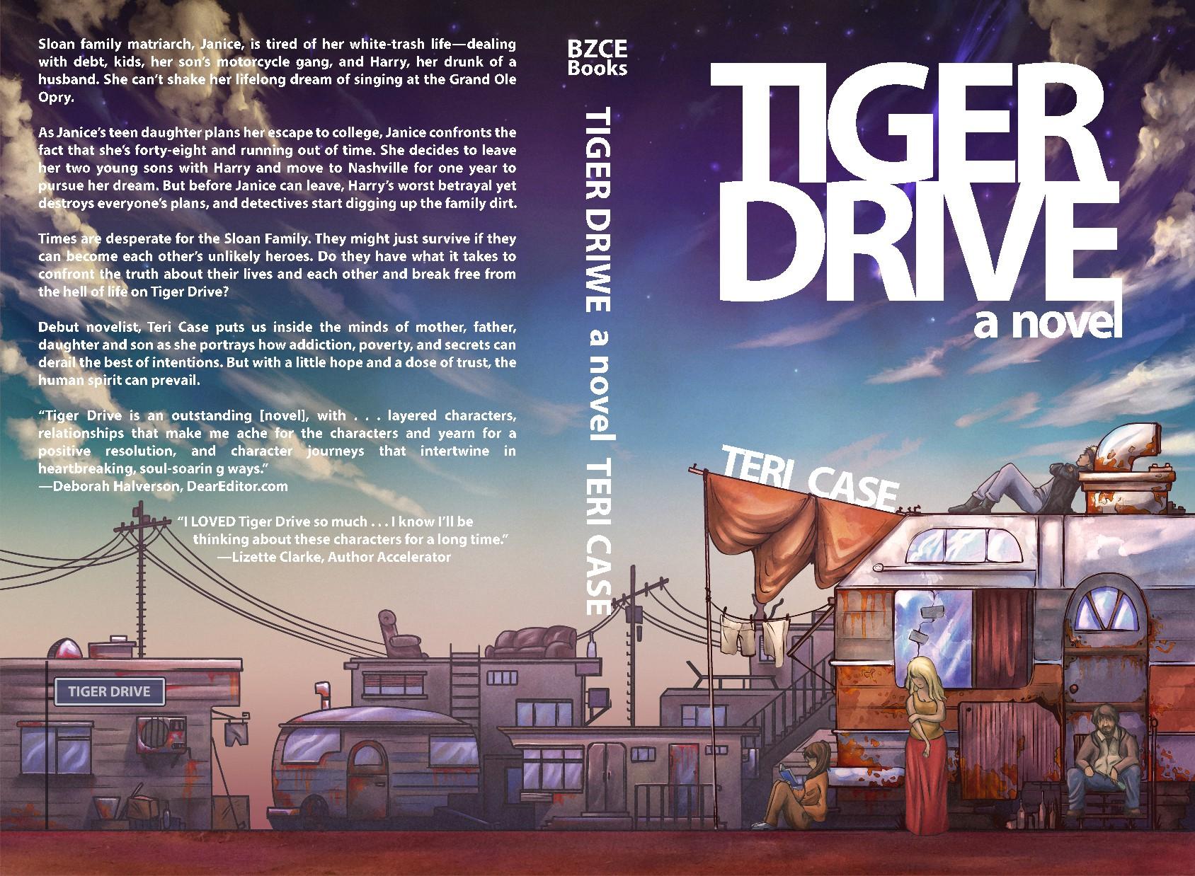 Tiger Drive: a novel
