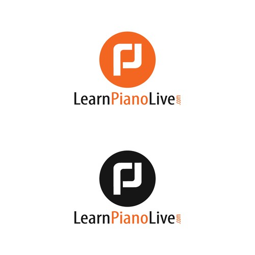 Create the next logo for LearnPianoLive.com