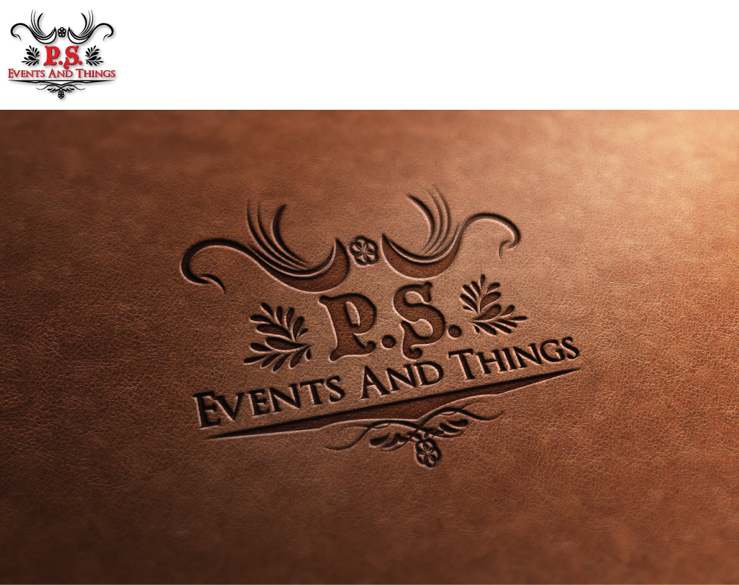 Help P.S. Events and Things  with a new logo