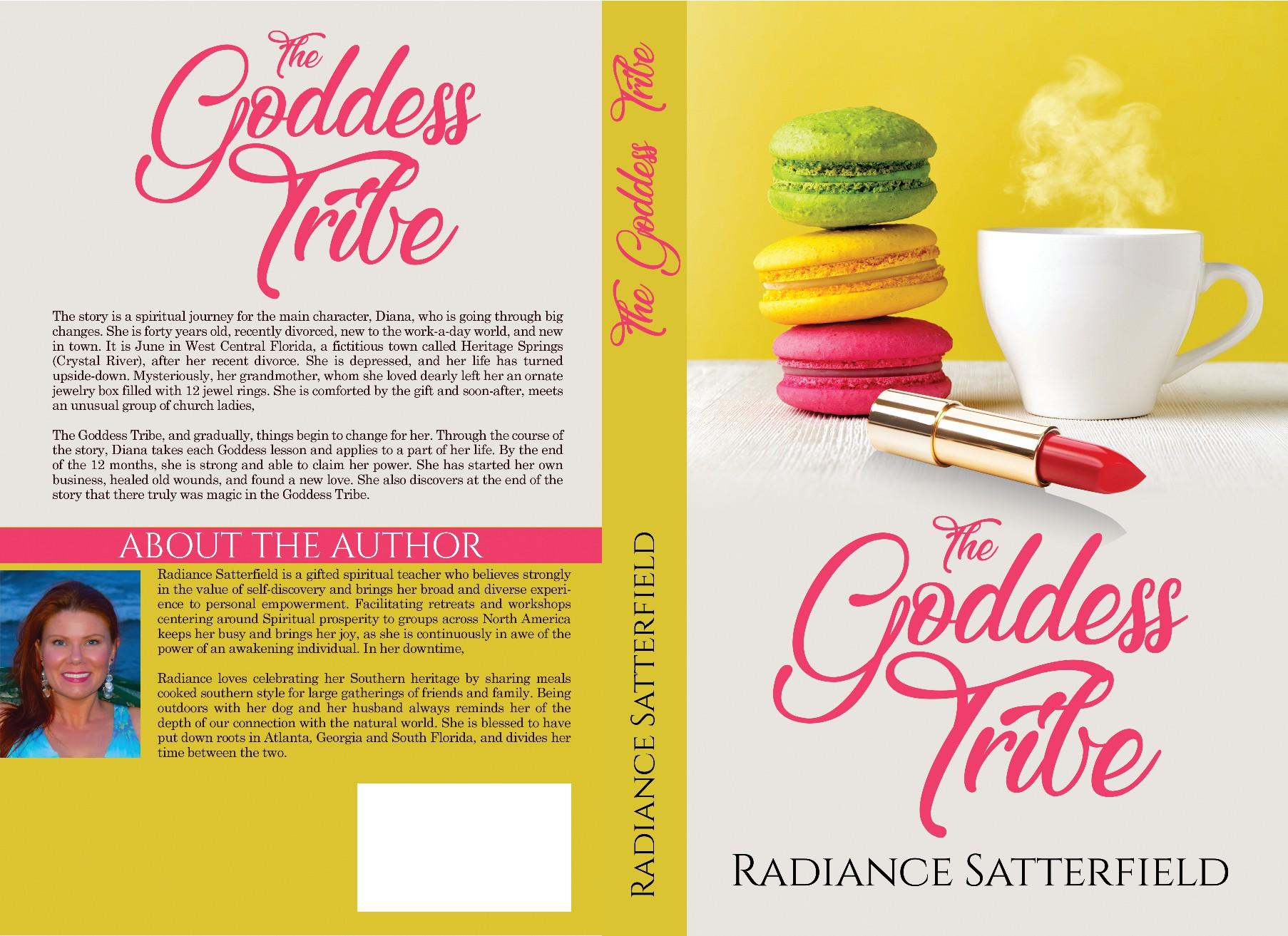 Women's Fiction Novel Book Cover