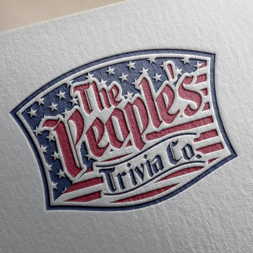 Logo for The People's Trivia Co.