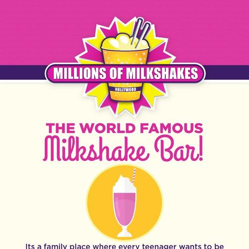 Milkshakes lovers