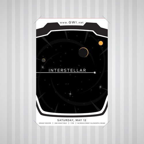 interstaller Poster