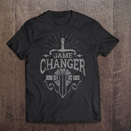 Cloth design for Game Changer